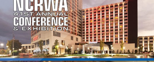 Tencarva Municipal at 2018 NCRWA Annual Conference & Exhibition