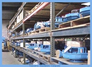 ANSI Pumps ready to ship within 24 hours