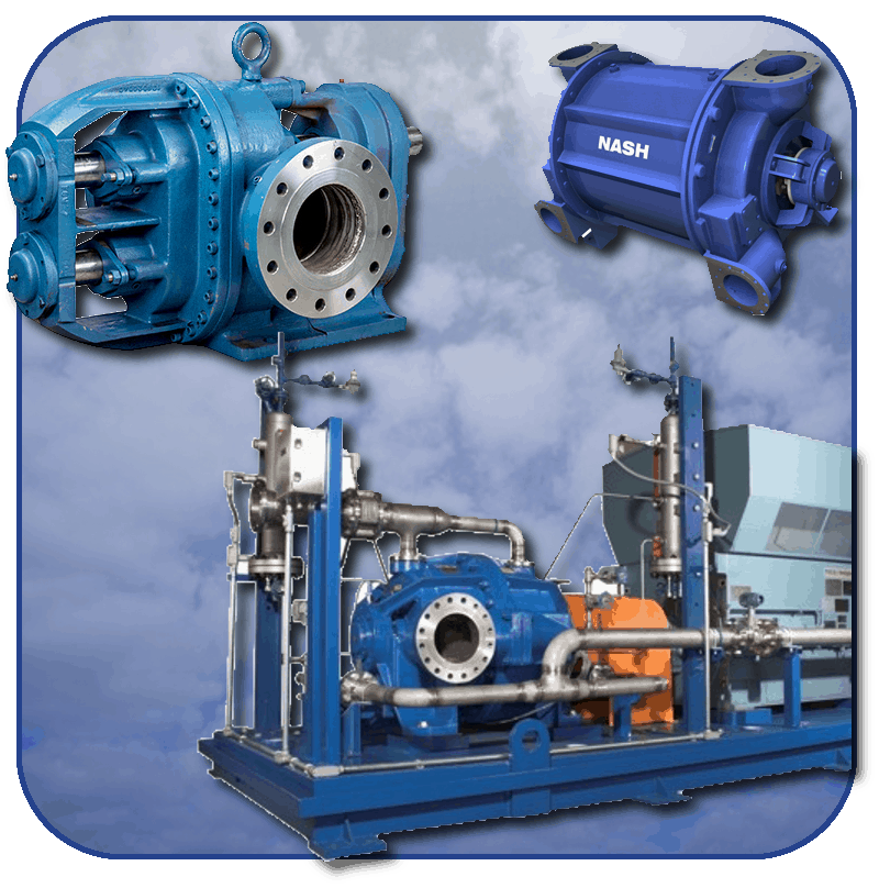 Blower & Vacuum Equipment
