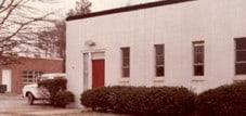 Early Tencarva Building