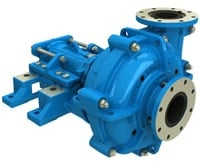 Goulds XHD Extra Heavy Duty Lined Slurry Pumps