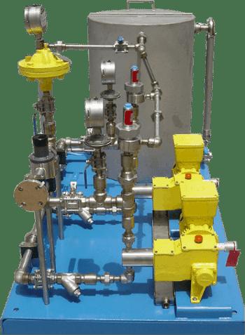 Metering-Pump-Skid