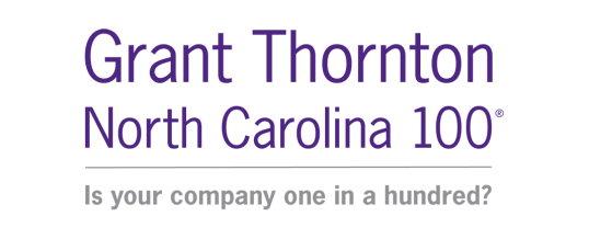 Tencarva Ranks 47th in 2018 Grant Thornton  North Carolina 100®