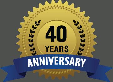 Tencarva 40th Anniversary