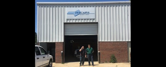 New Tencarva Pump Facility in Columbus Mississippi