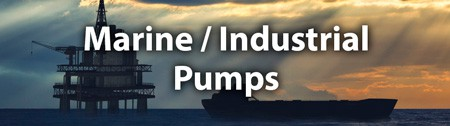 Marine / Industrial Pumps