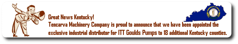 ITT Goulds Pump Distributor in Kentucky
