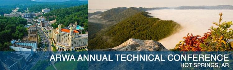 Arkansas Rural Water Association Technical Conference