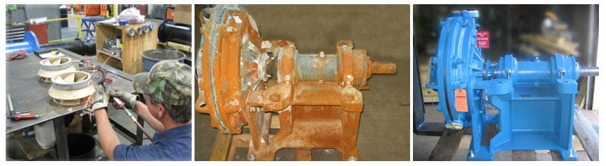 Centrifugal Pump Repair