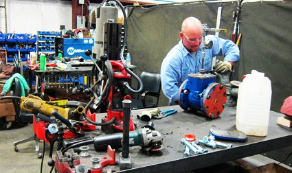 Emergency Service Pump Repairs Tencarva Machinery Company