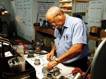 Equipment Mechanical Seal Repairs