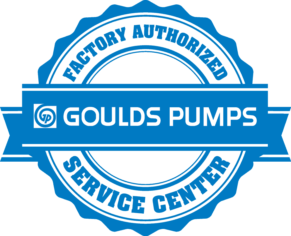 Factory Authorized Goulds Pumps Service Center