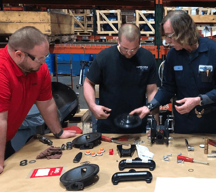 Air Operated Pump Repair