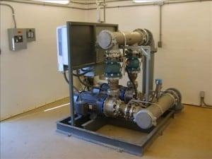 Marell, AR -Tencarva installs Flowtronex System.