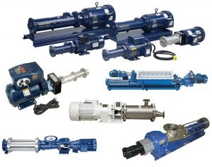 seepex progressive cavity pumps