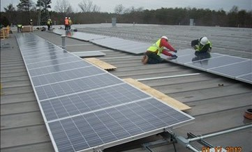 Tencarva Solar Panel Project
