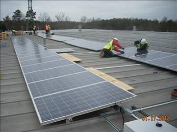 Solar Panel Project Greensboro
