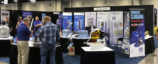 Tencarva Machinery at 86th Annual AWW & WEA