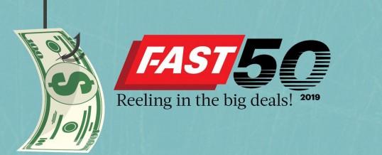 Tencarva 35th In 'Fast 50' List