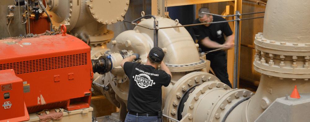 Tencarva Repair Field Service