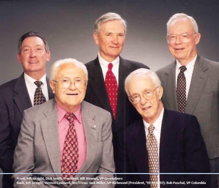 Tencarva Founders