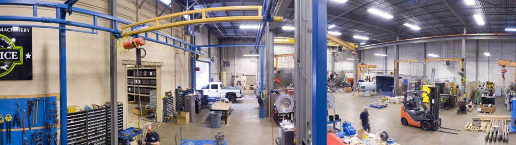 Tencarva Repair and Service Facility in Macon