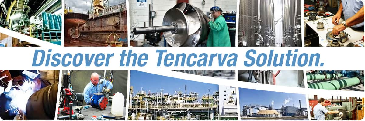 Discover the Tencarva Solution.