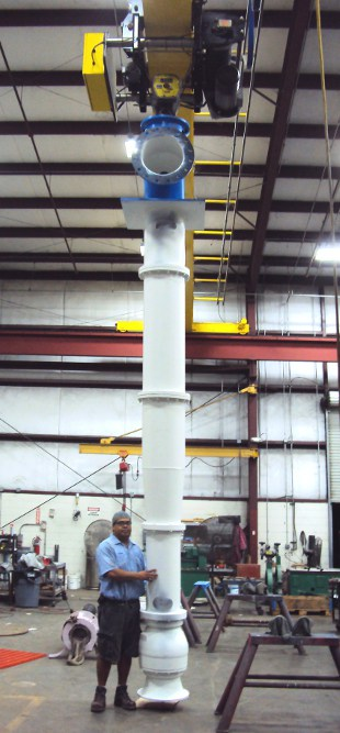 Vertical Turbine Pump Repair